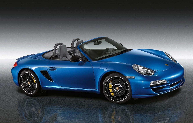 Photo wallpaper Porsche, Porsche, Boxster, SportDesign