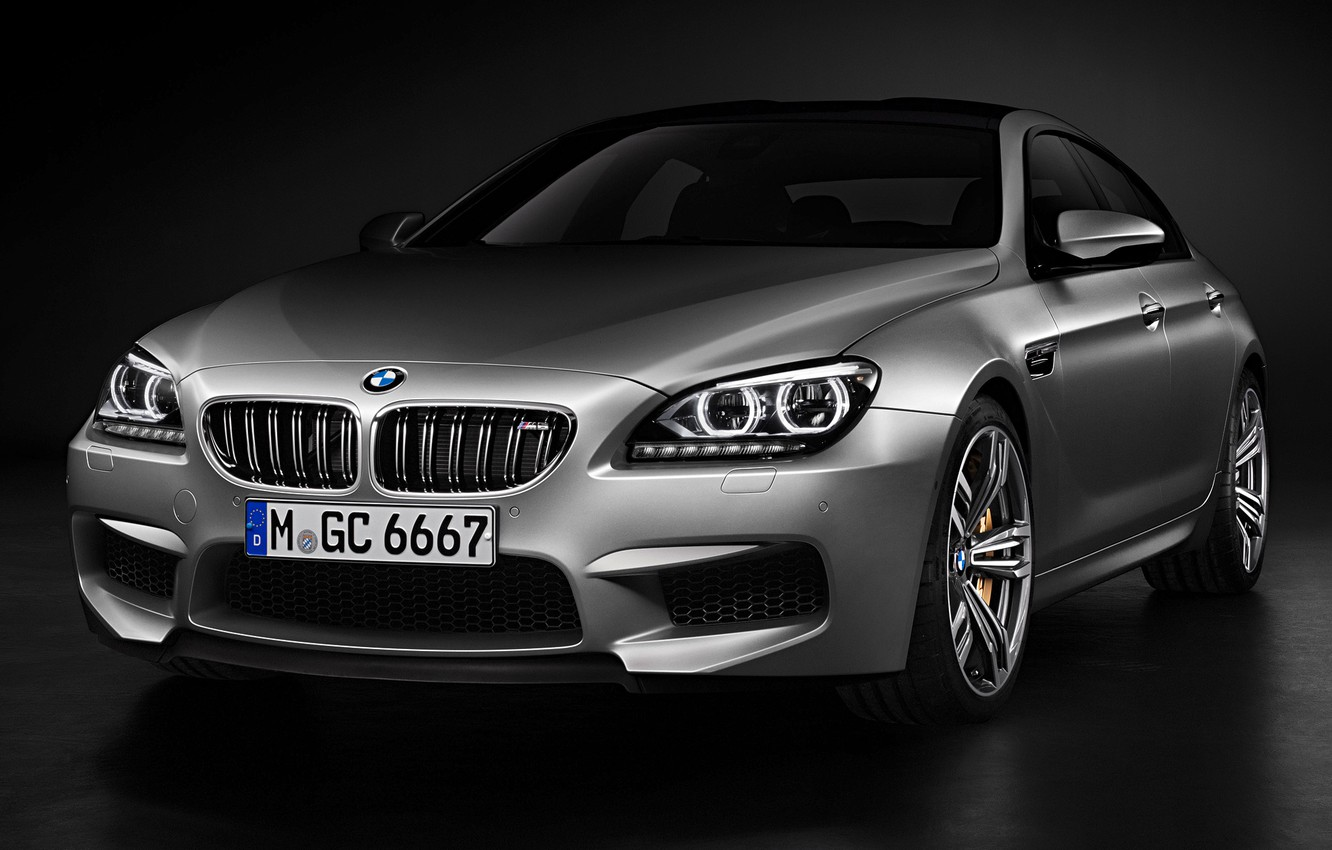Photo wallpaper Bmw, coupe, gran