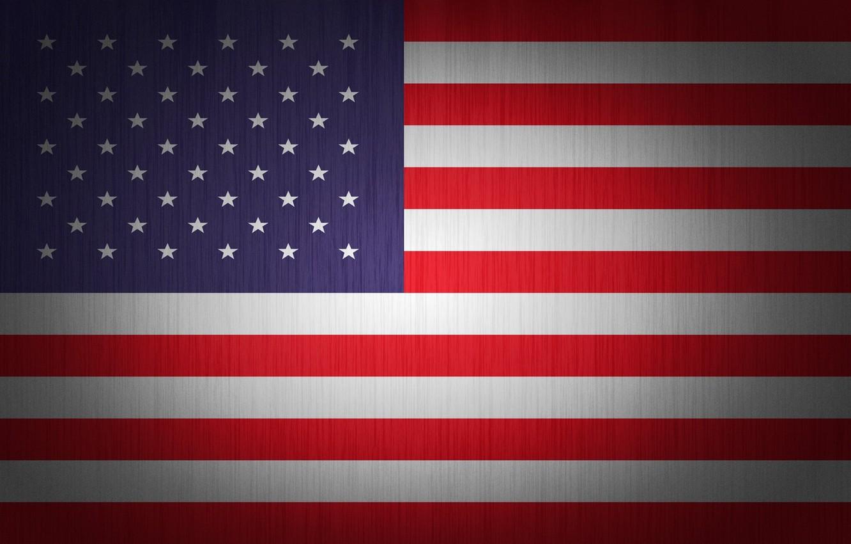 Wallpaper White Red Strip Flag Usa U S A The United States