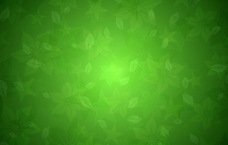 Photo wallpaper texture, green, floral texture