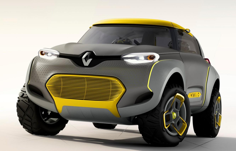 Photo wallpaper Concept, Renault, 2014, KWID
