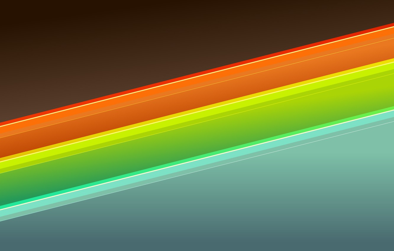 Photo wallpaper color, line, abstraction, colors, lines, abstract wallpspers