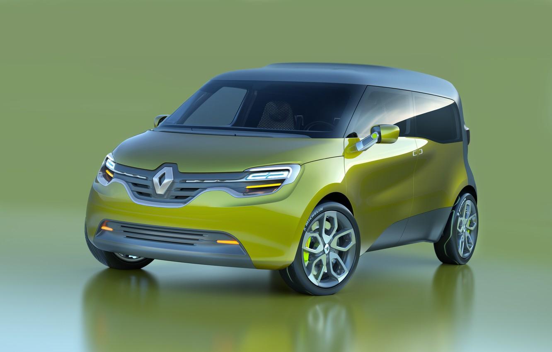 Photo wallpaper concept, Renault, Frendzy