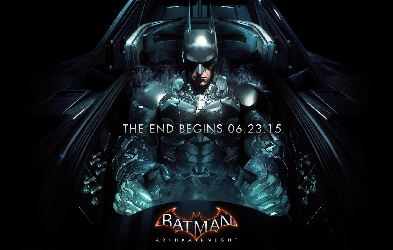 Wallpaper City Batman Batman Arkham Knight Images For Desktop
