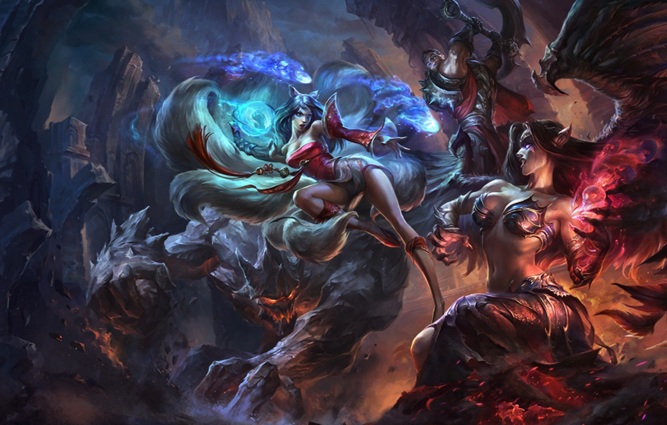Wallpaper League Of Legends Lol Lol S4 League Of Legends