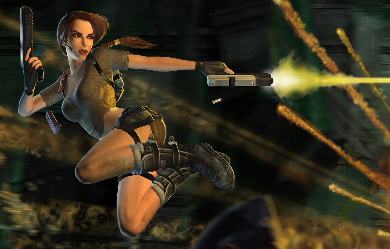 Photo wallpaper guns, shooting, legend, legend, lara, tombs, the raider, Croft, croft, Lara, raider, tomb