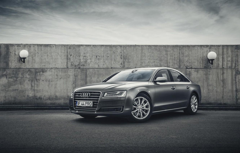 Photo wallpaper Audi, Audi, light, romania