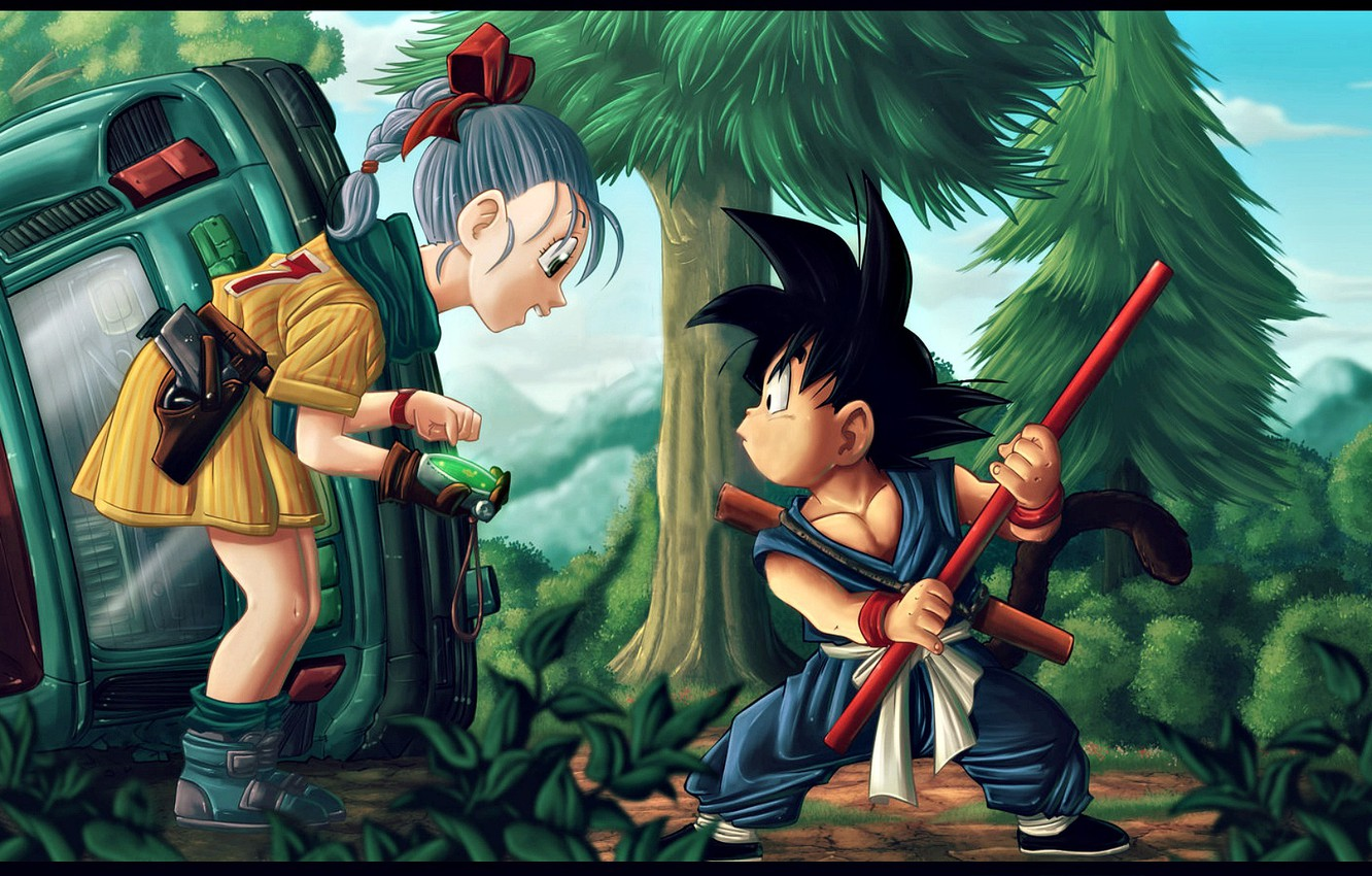 Wallpaper Dragon Anime Wallpaper Ball Kid Akira Dragon Ball