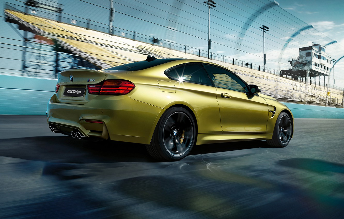 Photo wallpaper BMW, coupe, BMW, F82, 2015