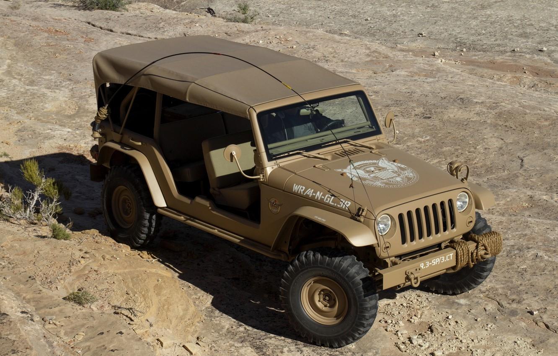 Photo wallpaper Concept, jeep, the concept, Jeep, 2015, Staff Car