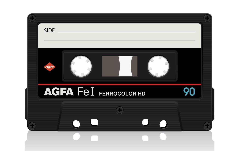 Photo wallpaper audio, last, AGFA, century