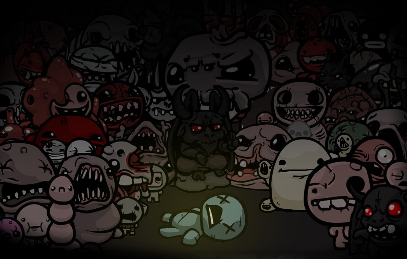 Wallpaper Game Indie The Binding Of Isaac Images For Desktop