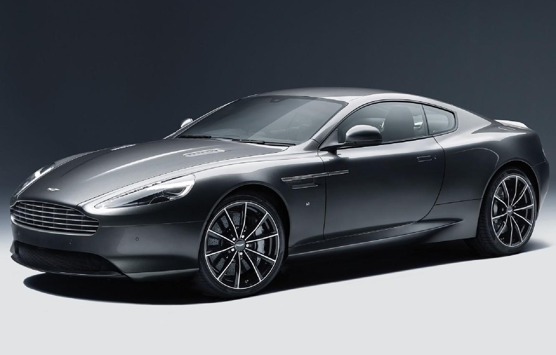 Photo wallpaper Aston Martin, DB9