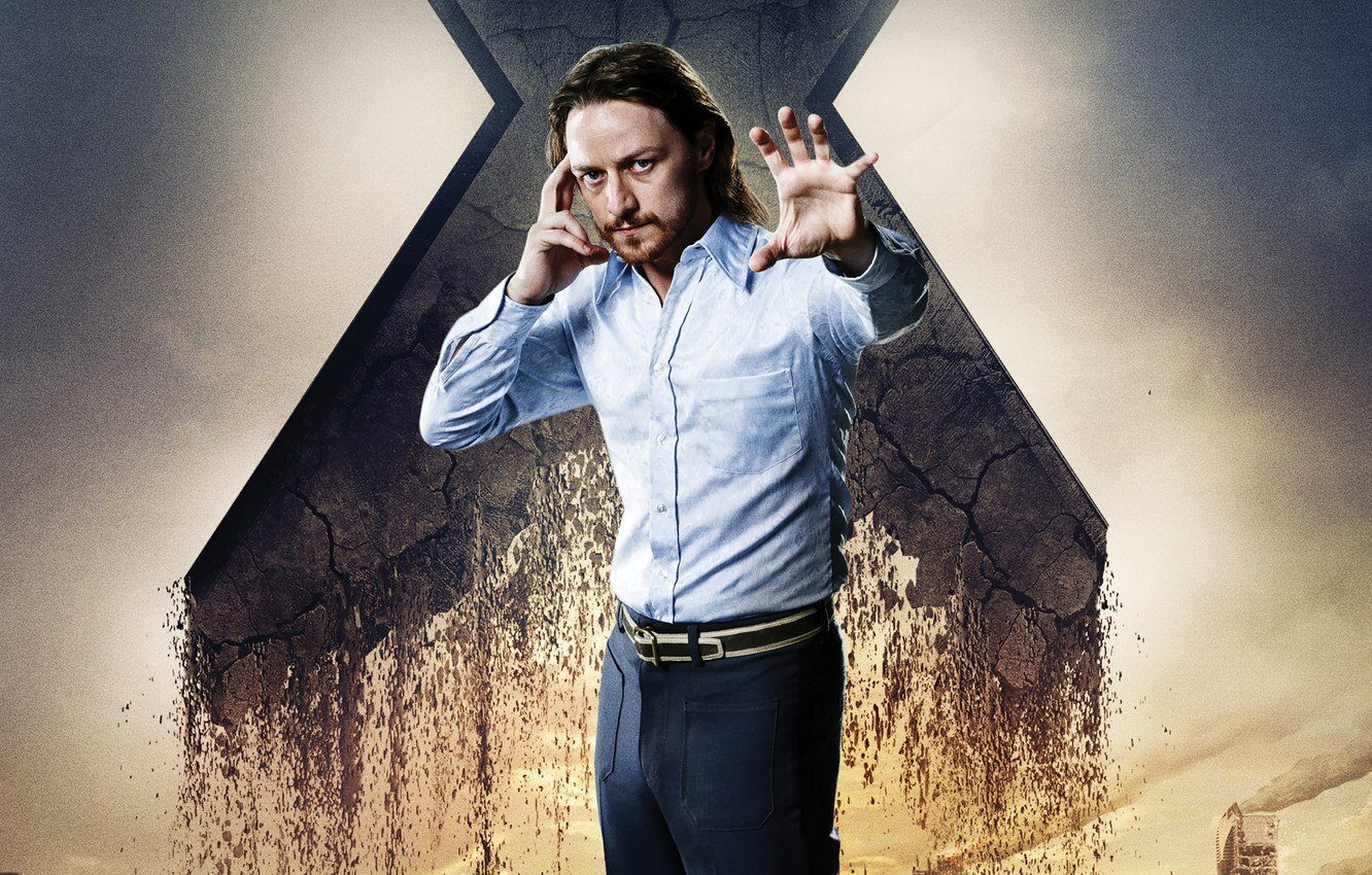 Wallpaper X Men James Mcavoy James Mcavoy X Men Charles Xavier