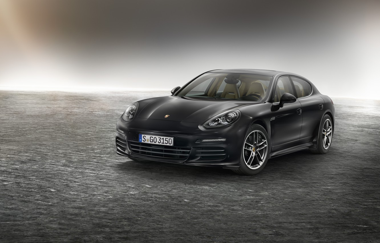 Photo wallpaper Porsche, Panamera, Porsche, Panamera, Edition, 2015, 970
