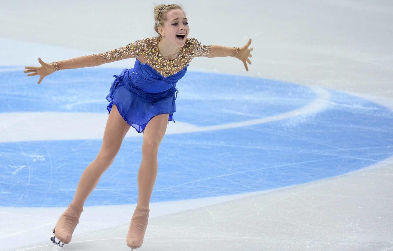 Wallpaper Ice Hands Figure Skating Russia Russia Skater Elena Radionova Images For Desktop Section Sport Download