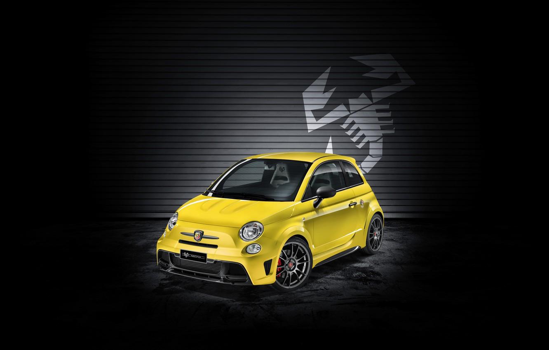 Photo wallpaper Fiat, Fiat, Abarth, 695, 2015