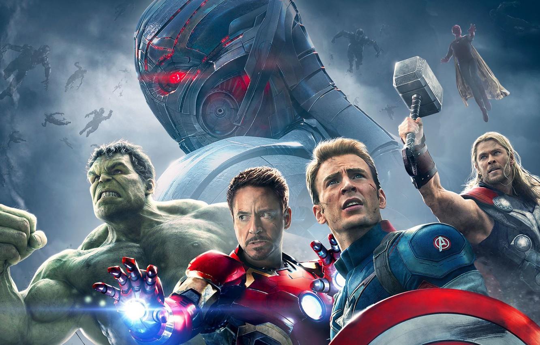 Wallpaper The Avengers Avengers Age Of Ultron The Avengers Age
