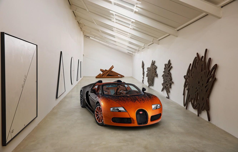 Photo wallpaper bugatti, Bugatti Veyron, masterpiece