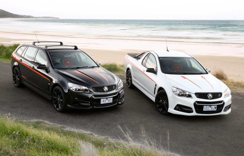 Photo wallpaper Holden, Holden, 2014, Crewman, Commodore