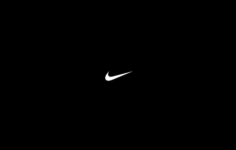 Wallpaper Black Logo Logo Black Nike Nike Images For