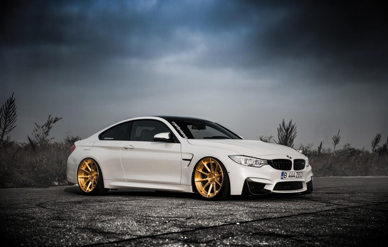 Photo wallpaper BMW, BMW, Car, tuning, White, F30