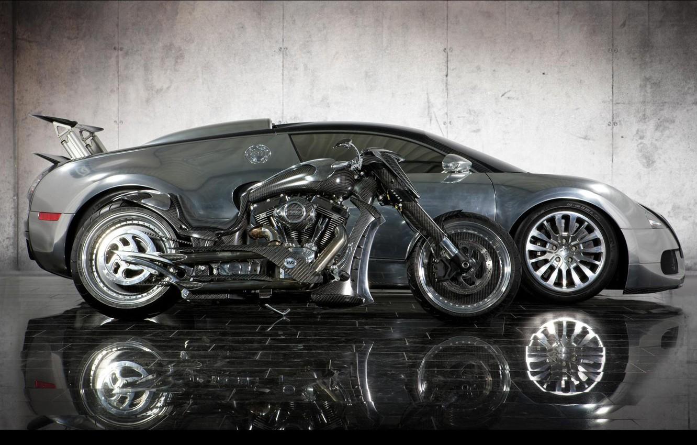 Photo wallpaper tuning, Bugatti, motorcycle, bike, carbon, custom, Bike, Custom, 2011 Mansory, Mansory, Zapico, mansory zapico, Veyron …