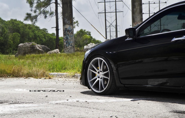 Photo wallpaper graffiti, Honda, Accord, Coupe, Wheels, Concave, CW-S5