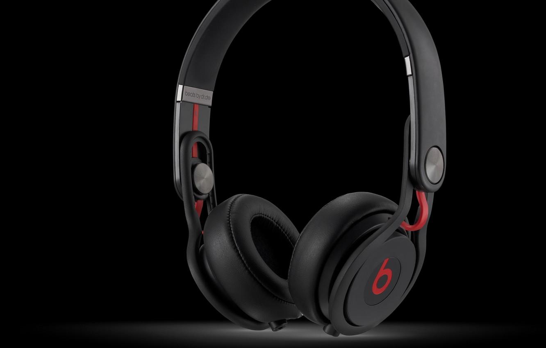 Photo wallpaper headphones, monster, beats, dr dre