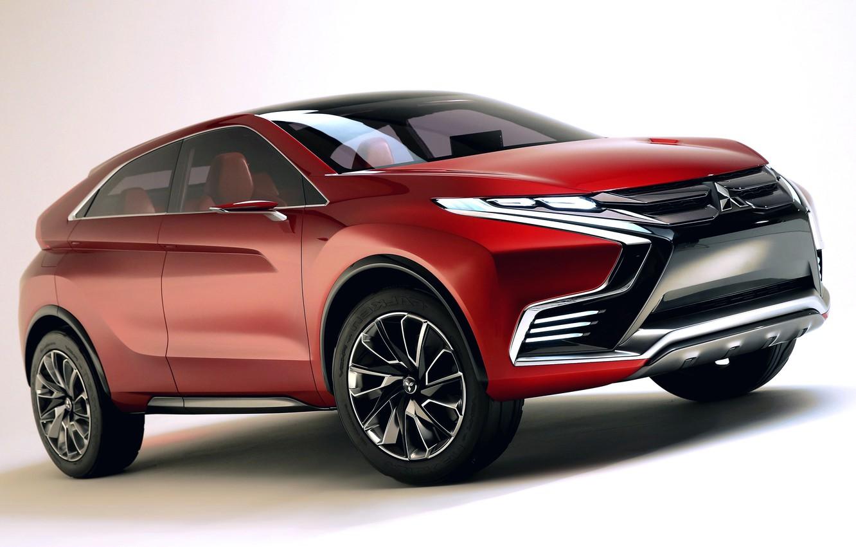 Photo wallpaper Concept, the concept, Mitsubishi, Evolution, Mitsubishi, crossover, ASX