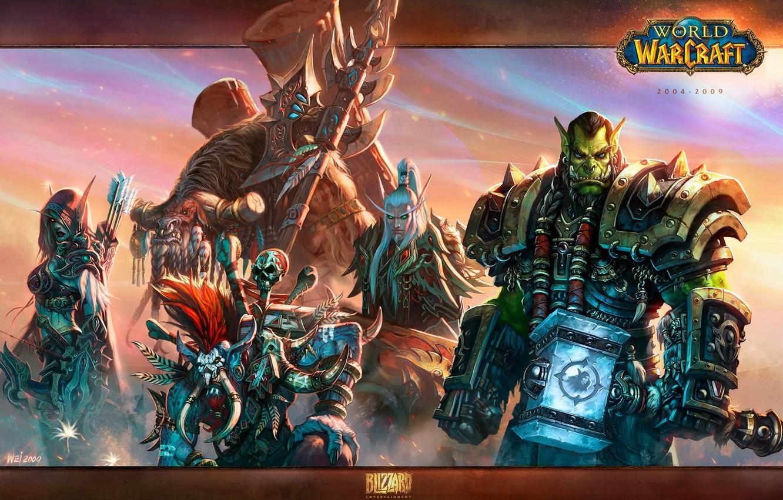 Wallpaper Weapons Blizzard Wow World Of Warcraft Silvana