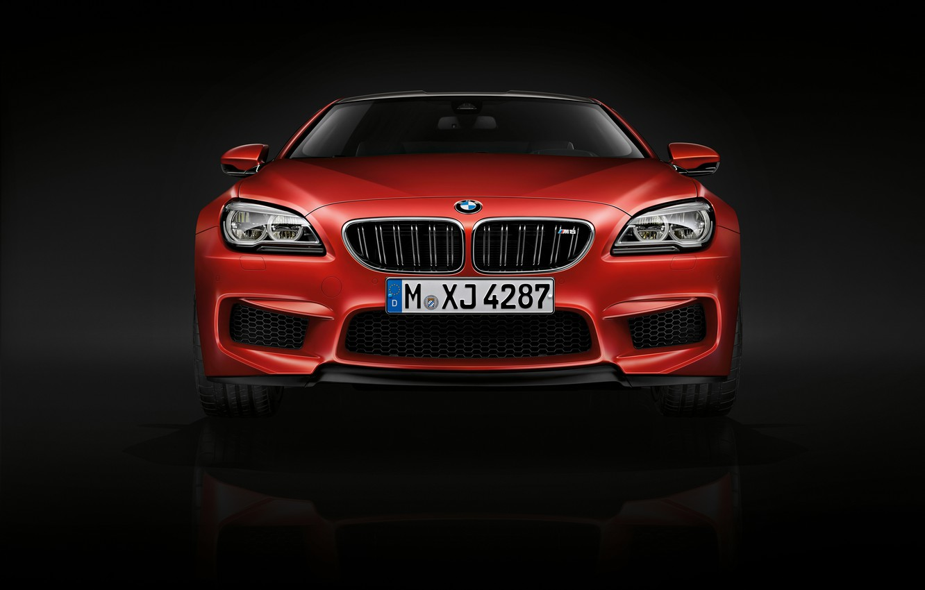 Photo wallpaper BMW, coupe, BMW, Coupe, F13, Competition Package, 2015