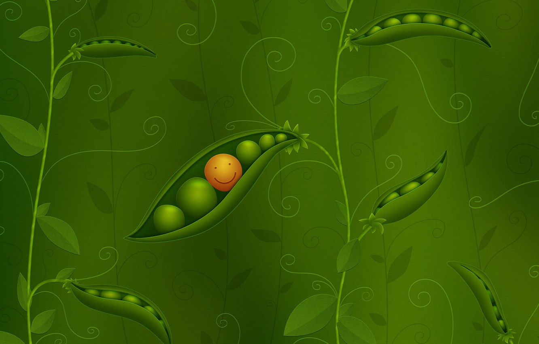 Photo wallpaper style, background, figure, polka dot, smile, peas, vlad