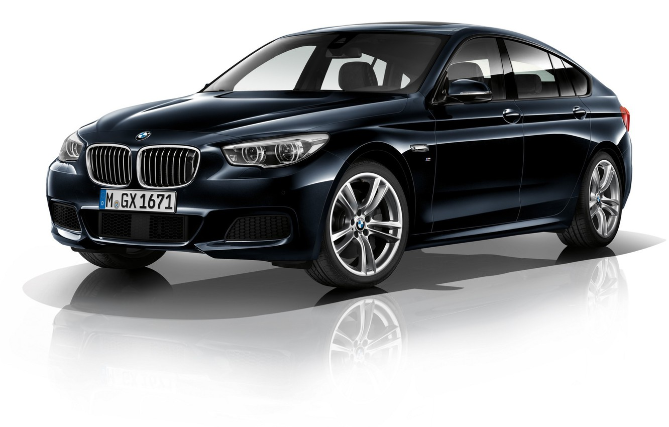 Photo wallpaper car, BMW, BMW, the front, front, Gran Turismo, 550i, M Sport Package