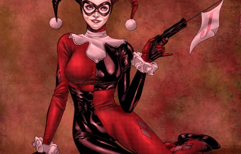 Wallpaper Wallpaper Joker Harley Quinn Sexy Clown Images