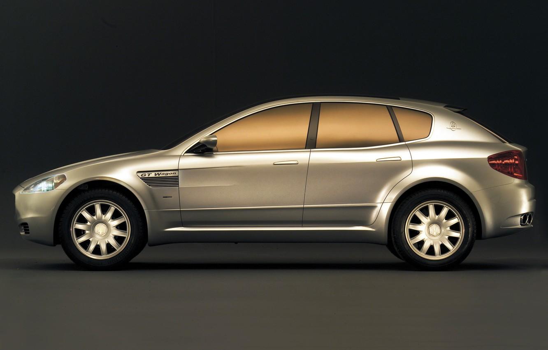 Photo wallpaper Concept, design, Maserati, 2003, ItalDesign, Kubang, GT Wagon