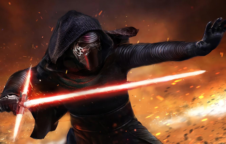 Wallpaper Star Wars Movie Star Wars Episode Vii The Force