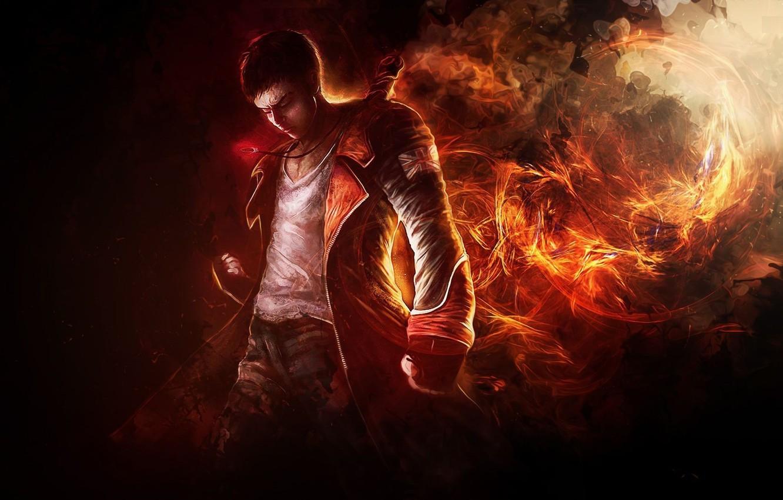 Wallpaper Art Dante Dmc Devil May Cry 5 Images For Desktop