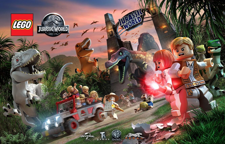 T-Rex, videogame, Jurassic