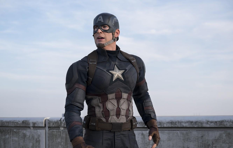 Wallpaper The film, Captain America, Captain America: Civil War, The first avenger: the Confrontation images for desktop, section фильмы - download