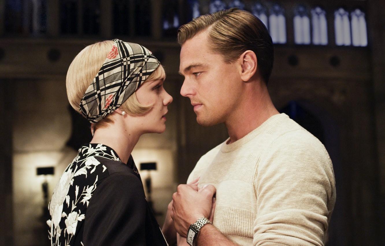 Photo wallpaper Leonardo DiCaprio, Leonardo DiCaprio, The Great Gatsby, the great Gatsby, Carey Mulligan, Carey Mulligan