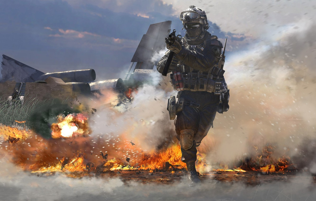 Wallpaper Call Of Duty Modern Warfare 2 Special Forces Images
