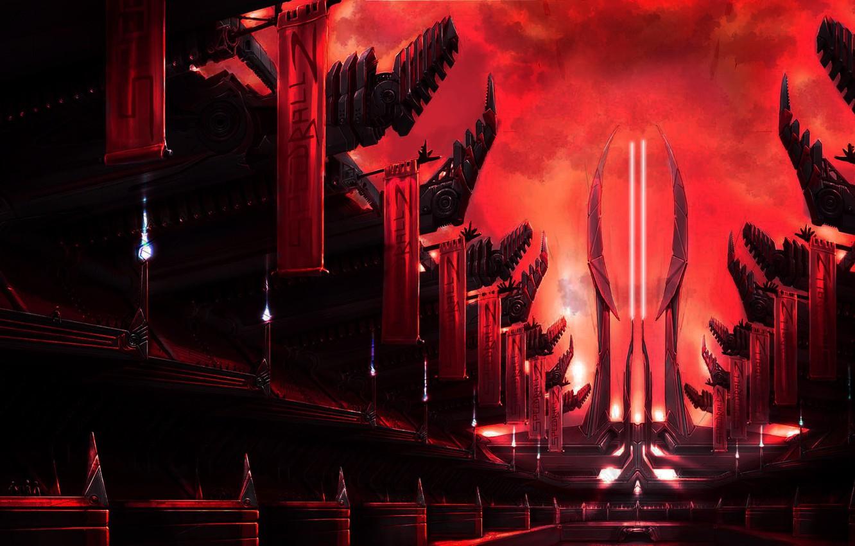 Wallpaper Star Wars Red Empire Sith Images For Desktop Section Raznoe Download