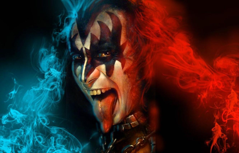 hard rock, artist sergey sidenko, gene