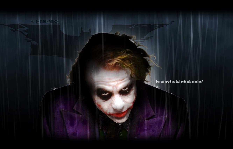 Photo wallpaper batman, movie, Batman, the dark knight, Joker