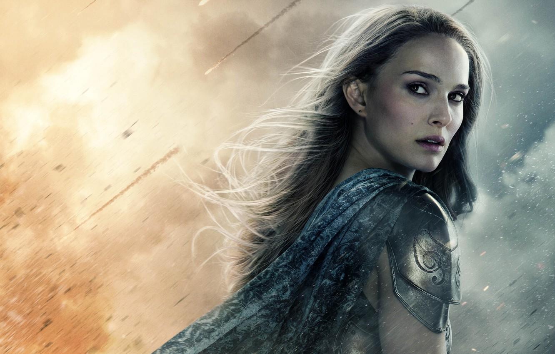 Wallpaper Natalie Portman Natalie Portman Thor The Dark World