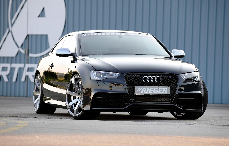 Photo wallpaper Audi, Audi, sedan, Coupe, S-Line, 2013, Rieger