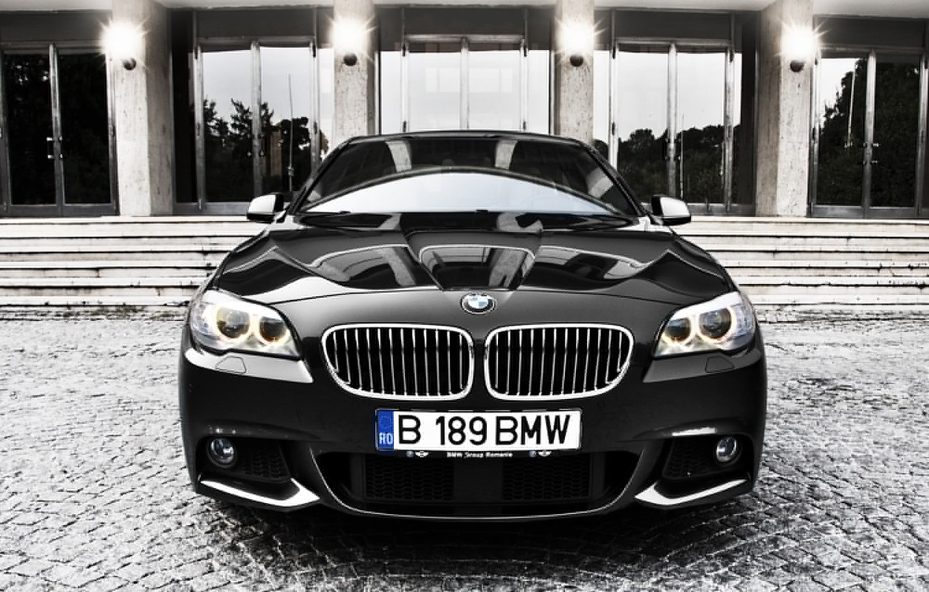 Photo wallpaper cars, auto, Bmw, Photo, Wallpaper HD, Bmw m5, the view from the front, cars wall, …