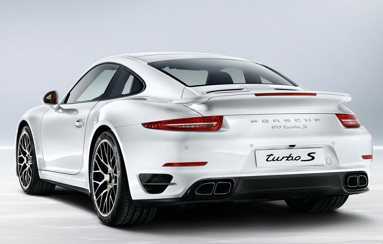 Photo wallpaper white, 911, Porsche, car, Porsche, Turbo S