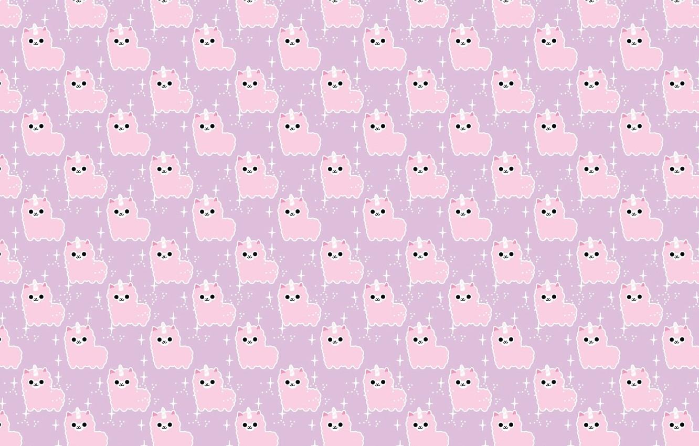 Photo wallpaper background, texture, art, unicorn, children's